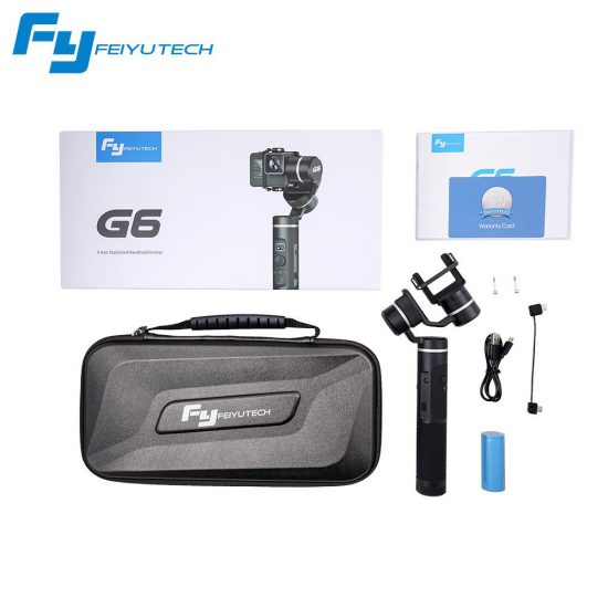 Feiyu tech G6