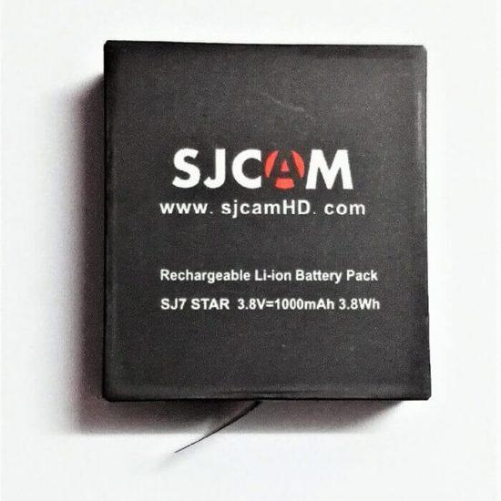 Набор: 2 аккумулятора + зарядное устройство для SJCAM SJ7