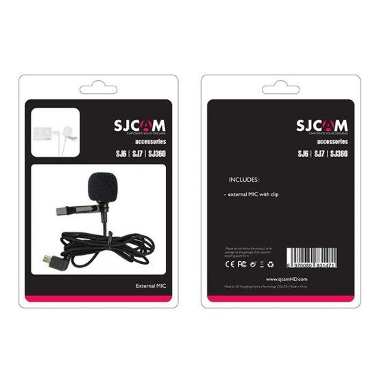 Микрофон-петличка для SJ6/SJ7/SJ360 (тип-A)