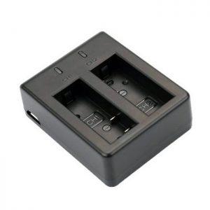 Зарядка для двух аккумуляторов SJCAM SJ4000 | SJ5000 | M10