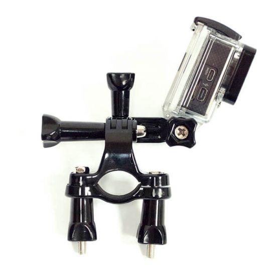 Крепление на трубу AC Prof с 3ходовым коленом (1,9 – 3,5 см)