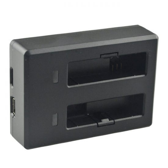 Набор: 2 аккумулятора + зарядное устройство для SJCAM M20