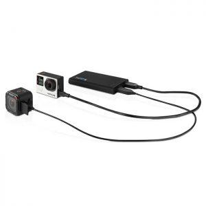 Портативное зарядное устройство для ГоуПро