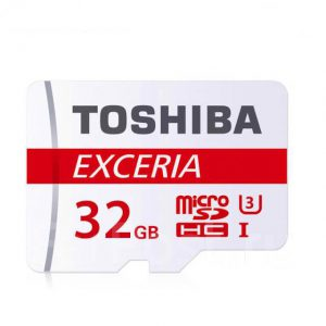 Toshiba Excerial microSDHC