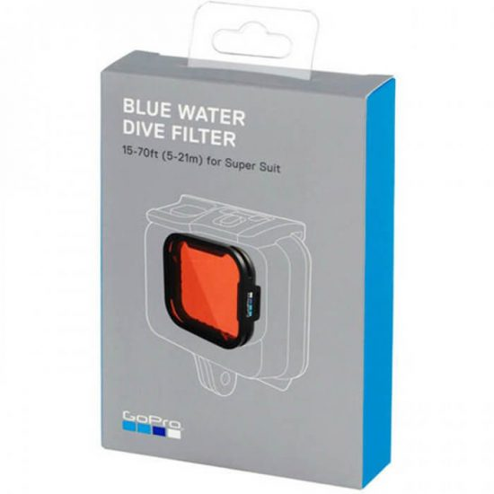 Blue Water Dive Filter