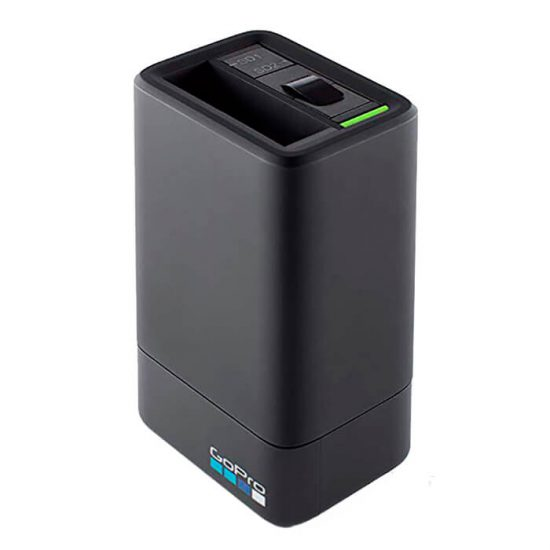 GoPro Fusion Dual Battery Charger