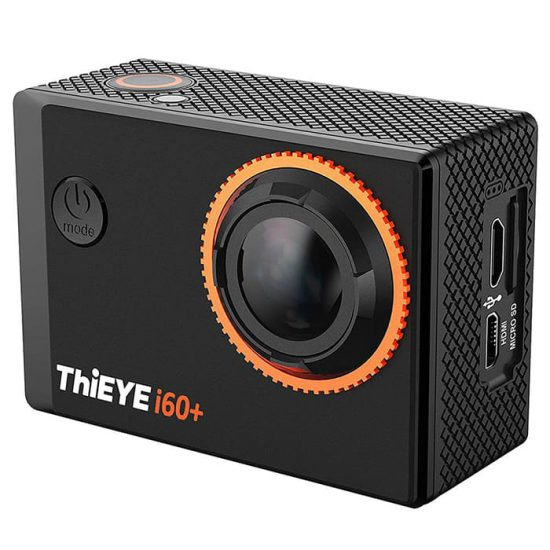 ThiEYE I60 Plus Black