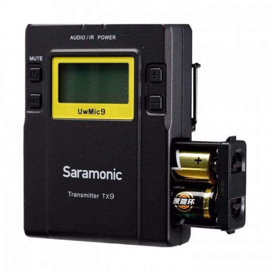 Saramonic UwMic9 TX9