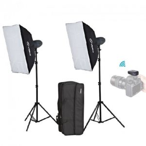 VISICO VL-200 PLUS SOFTBOX