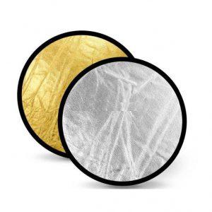 Visico RD-020 2 в 1 gold/silver (110см)