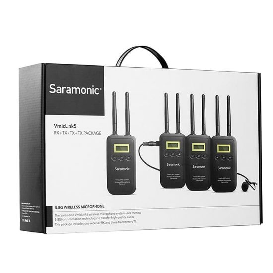 Saramonic VmicLink5