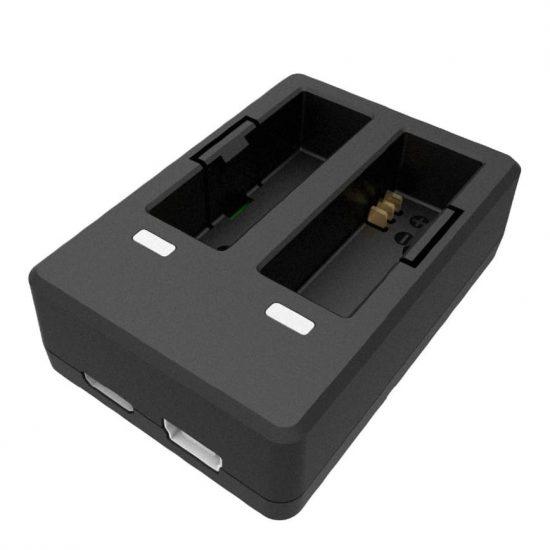 Набор: 2 аккумулятора + зарядное устройство для SJCAM SJ8