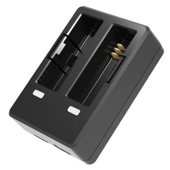 Набір: 2 акумулятора + зарядний пристрій для SJCAM SJ8