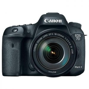 Canon EOS 7D Mark II + объектив 18-135 IS USM