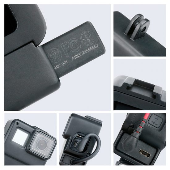 Рамка для GoPro HERO7