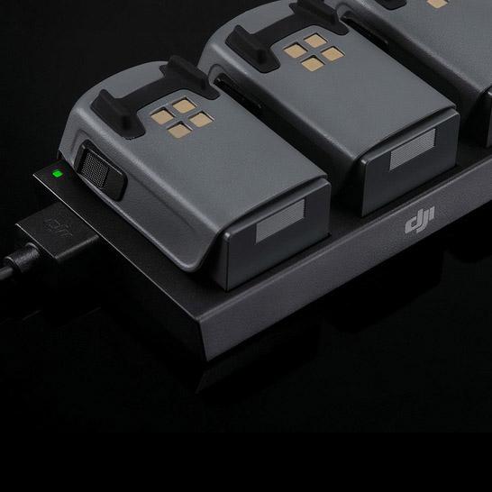 Хаб для зарядки акумуляторів DJI Spark
