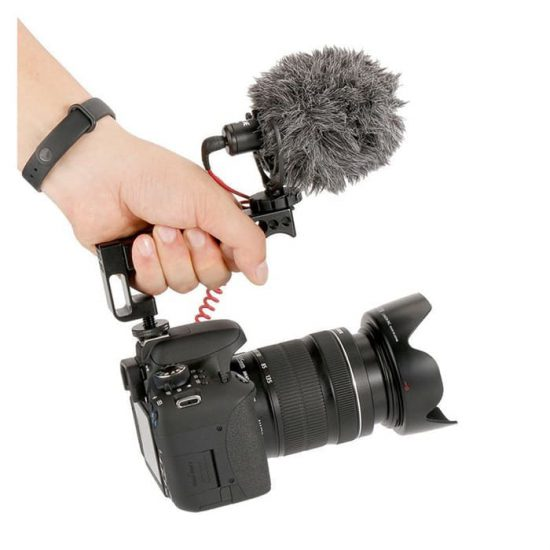 Рукоятка Ulanzi для дзеркальных камер