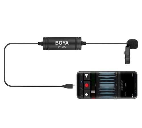 Boya-BY-DM2-3