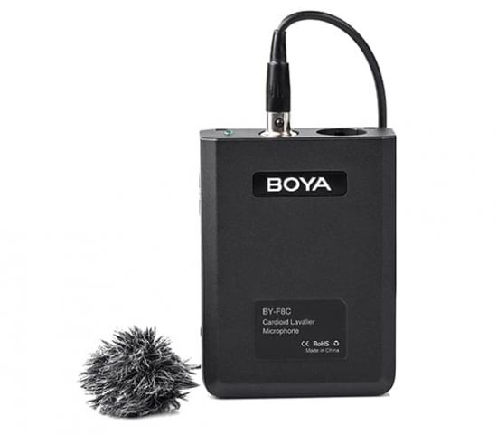 Boya-BY-F8C-1
