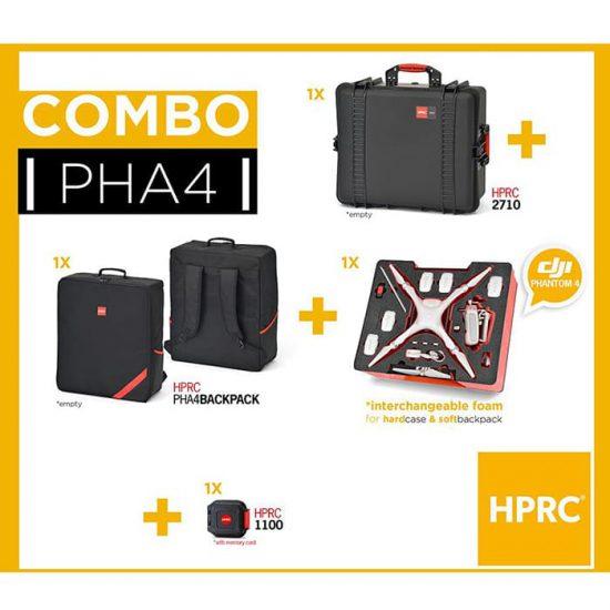 Комплект HPRC PHA4-2710COM-01