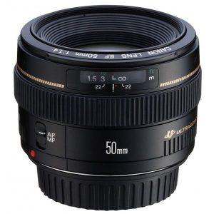 Canon 50mm f/1.4 USM