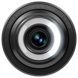 Canon EF-M 28mm f/3.5 Macro STM