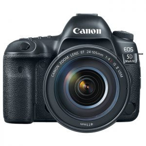Canon EOS 5D Mark IV kit (24-105mm f/4)