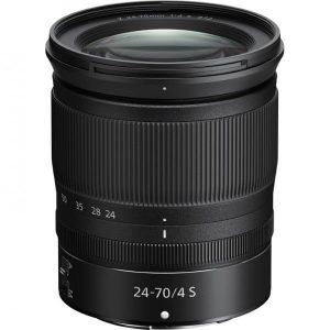 Nikon Z 24-70mm f/4 G IF ED Z