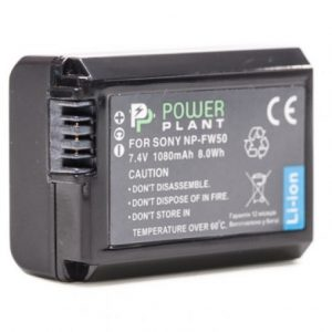 PowerPlant Sony NP-FW50
