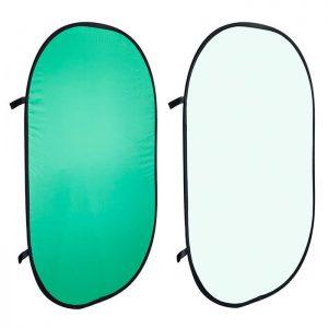 BP-028 2в1 Chroma Key (зелений/білий)