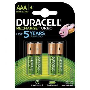 Duracell HR03 (AAA) 900mAh