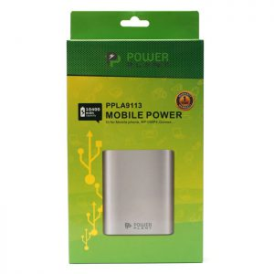 PowerPlant 10400 mAh Silver