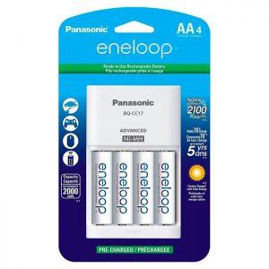 Advanced Charger+ Eneloop 4AA 1900