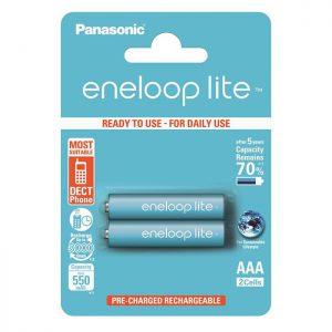 Eneloop Lite AAA 550 2BP
