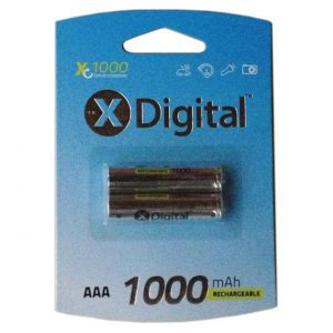 X-Digital HR03 1000mAh