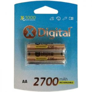 X-Digital HR6 2700mAh