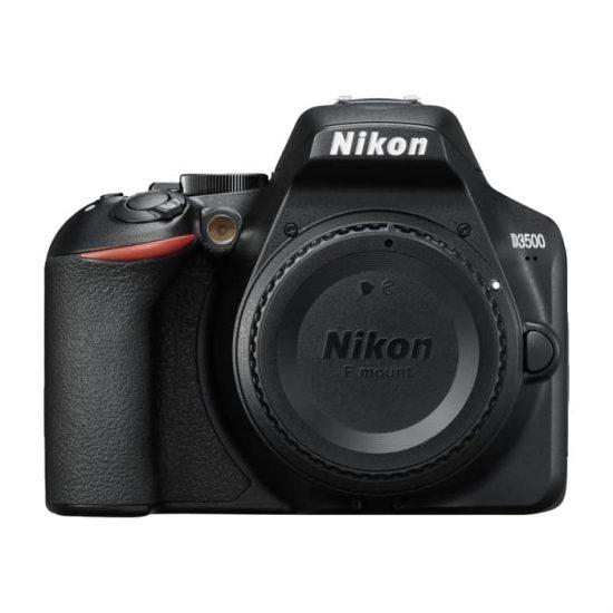 Nikon D3500 kit (18-140mm VR)
