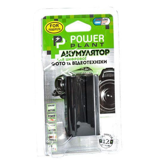 Aкумулятор PowerPlant Sony LED NP-F550