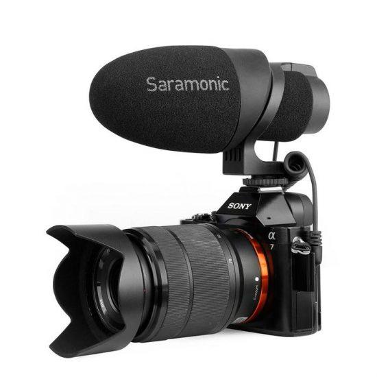 Saramonic-CamMic-8
