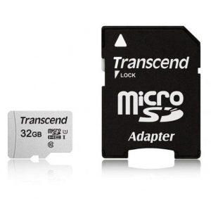 Transcend microSDHC 32GB R95/W45MB