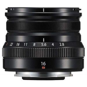 Fujifilm XF 16mm F2.8 R WR