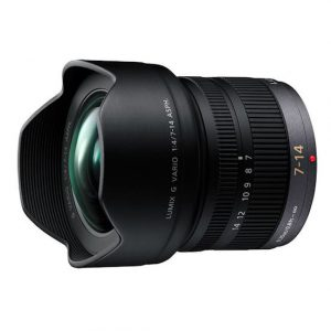 Panasonic H-F007014 7-14mm f/4.0