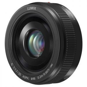 Panasonic H-H020 20mm f/1.7