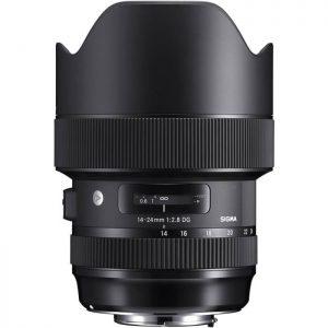 Sigma 14-24mm/2,8 Canon