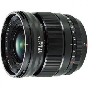 Fujifilm XF 16mm f/1.4R WR