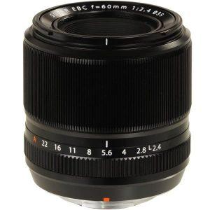 Fujifilm XF-60mm F2.4