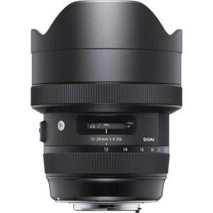 Sigma 12-24mm/4,0 Canon
