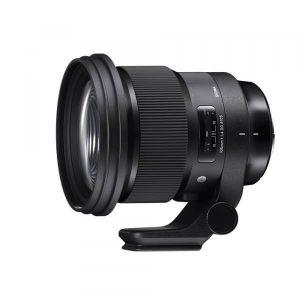 Sigma 105mm/1,4 Canon