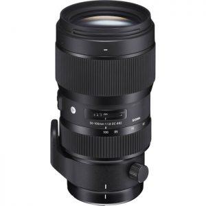 Sigma 50-100mm/1,8 Canon