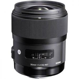Sigma 35mm/1,4 Canon